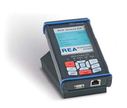 REA Check ER - 1D stregkode verifier